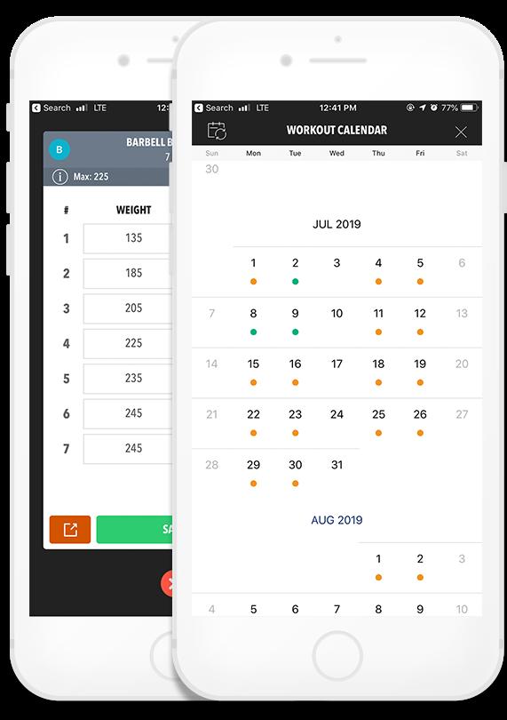 EZ Workout Plans screenshots